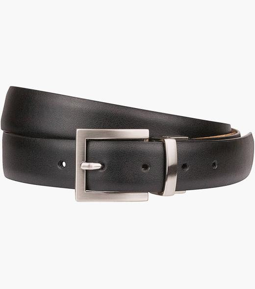 Dominic Reversible Leather Belt