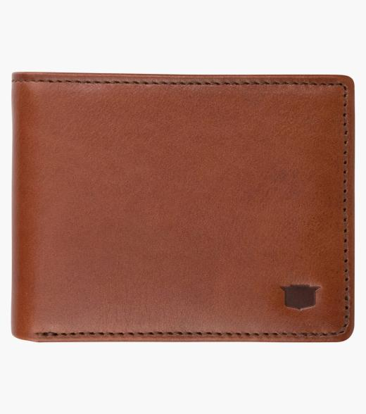 Fisher Bifold Leather Wallet