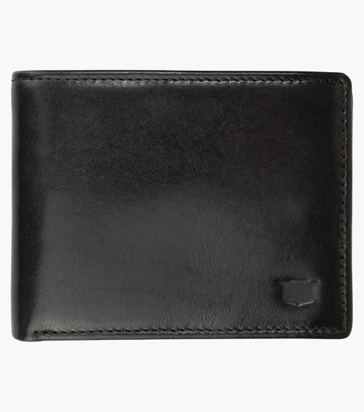 Forrest Trifold Leather Wallet
