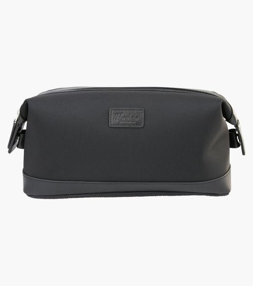 Galway Nylon & Leather Toiletry Bag