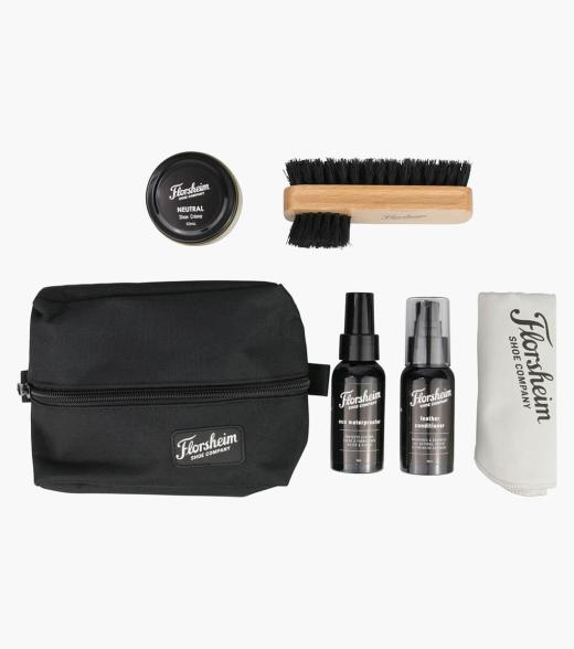 Deluxe Shoe Care Kit Clean + Protect
