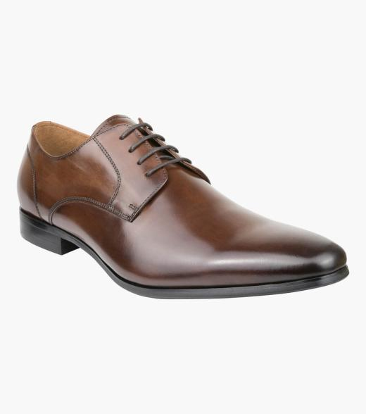 Kabul Plain Toe Derby