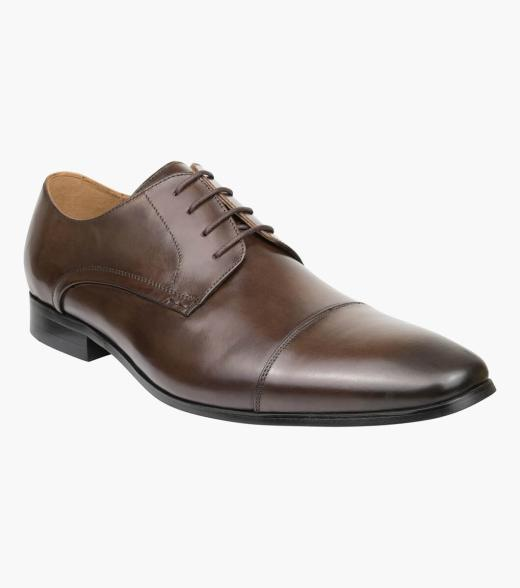 Clayton Cap Toe Derby
