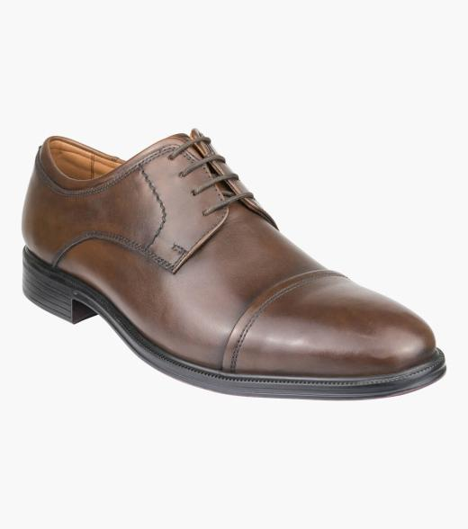 Chester Cap Toe Derby