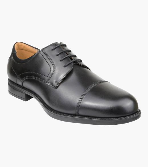 Fairfield Cap Toe Derby