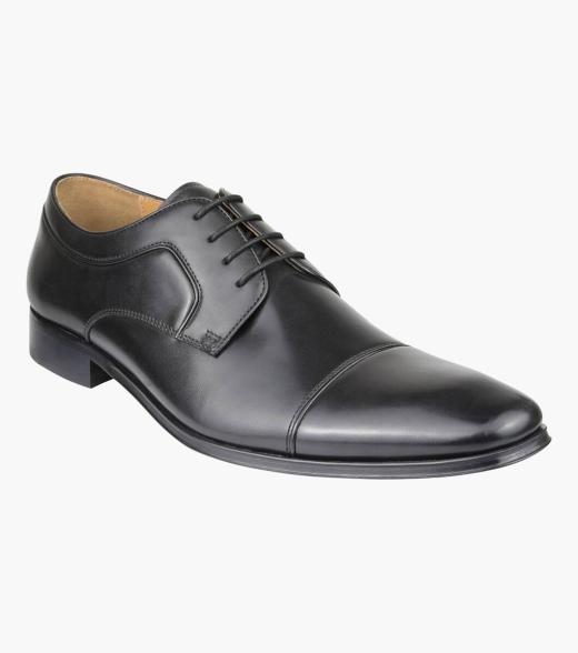 Casino Cap Toe Derby