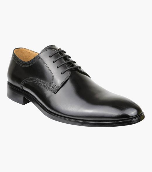 Royale Plain Toe Derby