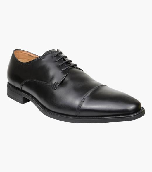 Covenant Cap Toe Derby