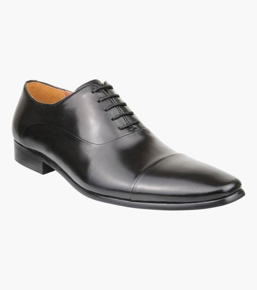Exeter Cap Toe Oxford