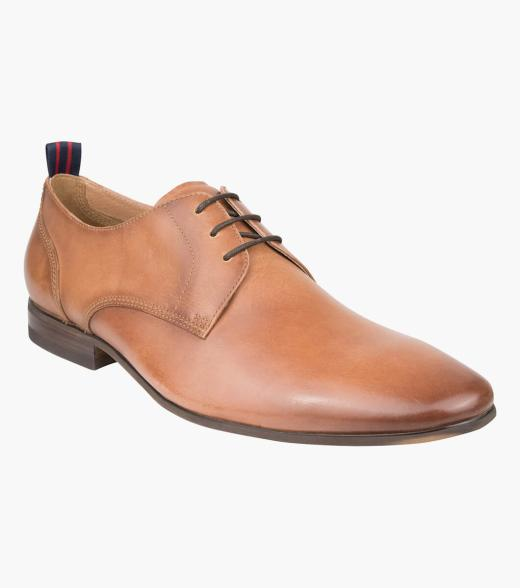 Liston Plain Toe Derby