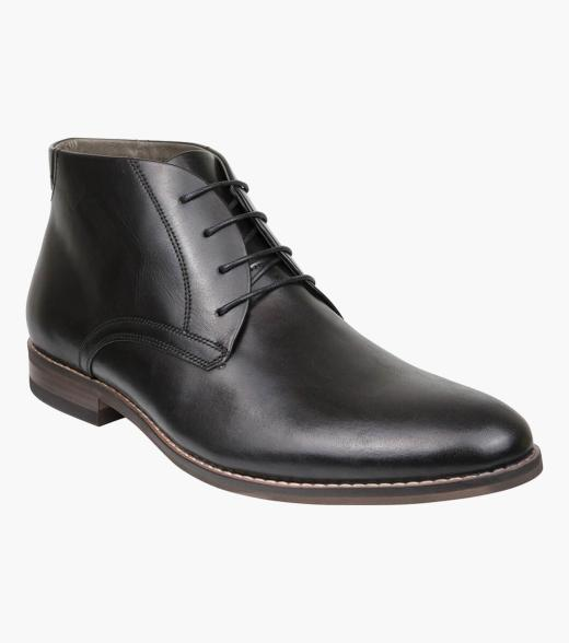 Baldwin Plain Toe Chukka Boot
