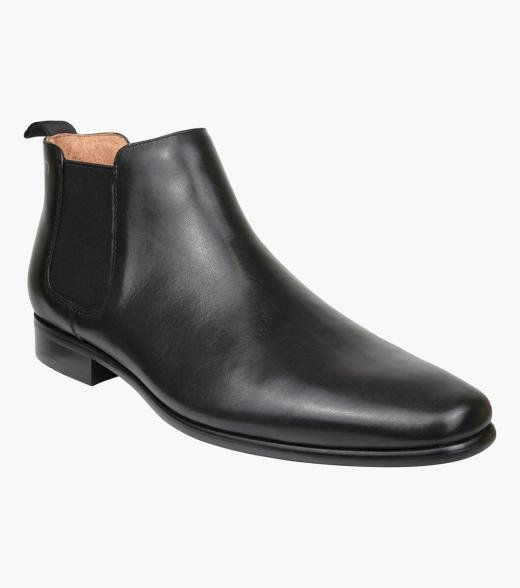 Barret Plain Toe Chelsea Boot