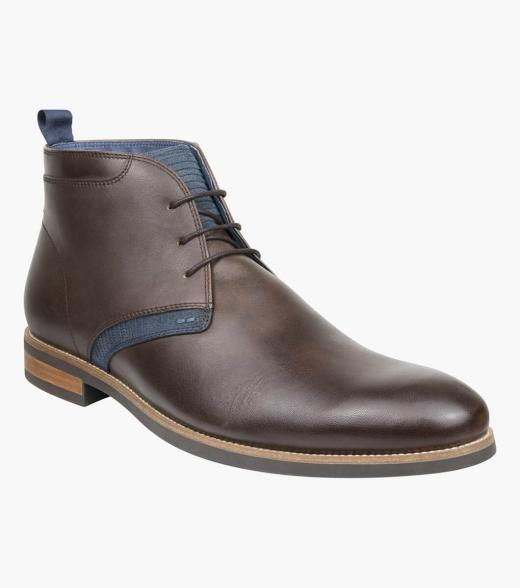 Cumulus  Plain Toe Chukka Boot