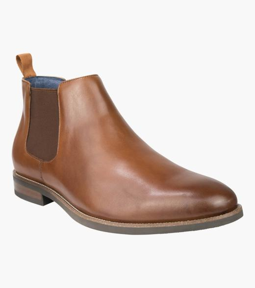 Ceduna Plain Toe Chelsea Boot