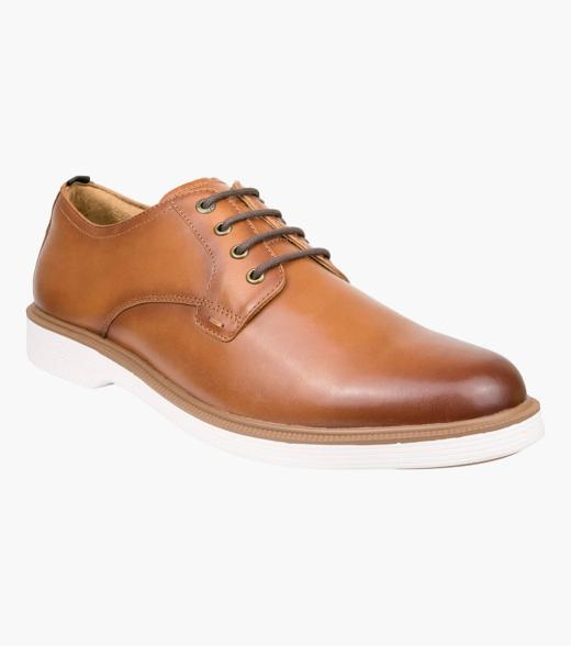 Supacush Plain Toe Derby