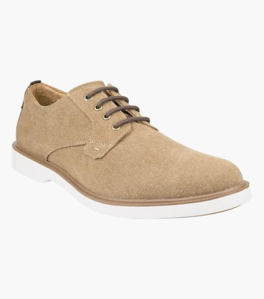 Supacush Canvas Plain Toe Derby