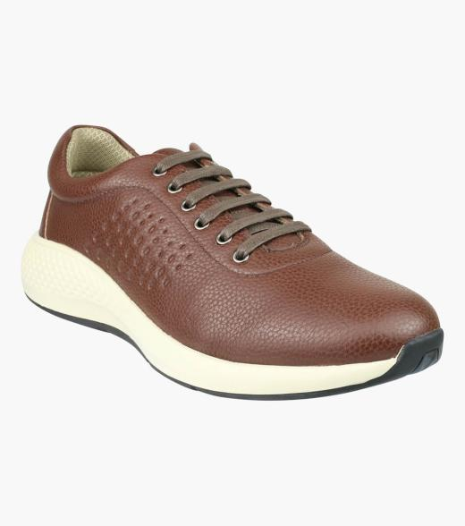 Camino Plain Toe Lace Up Sneaker