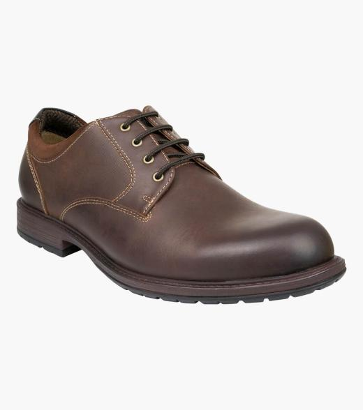 Vandall Plain Plain Toe Derby