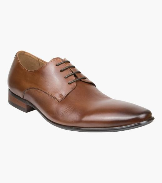 Astor Plain Plain Toe Derby