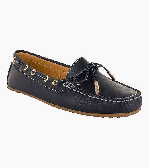 Connie Moc Toe Loafer