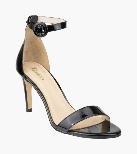 Tripper Open Toe Stiletto Heel