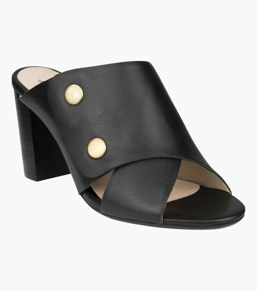 Rochelle Open Toe Block Heel