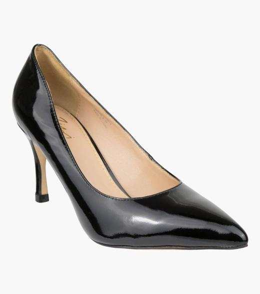 Sotto Point Toe Pump Heel