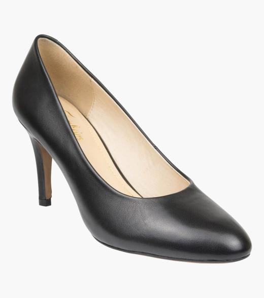 Louise Almond Toe Pump