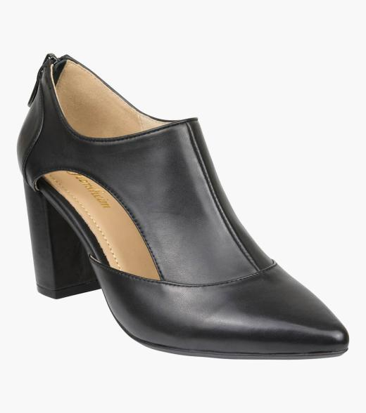 Sarah Point Toe Pump Heel