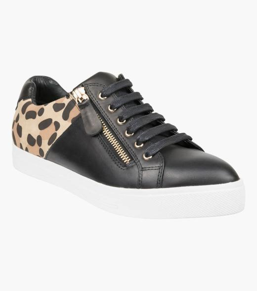 Adelyn Plain Toe Lace Up Sneaker