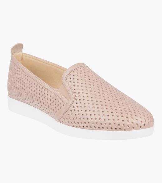 Andres Plain Toe Slip On