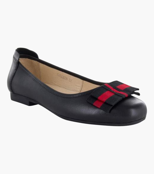 Colleen Square Toe Flat