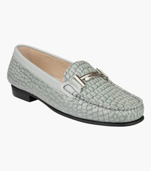 Allison Moc Toe Loafer