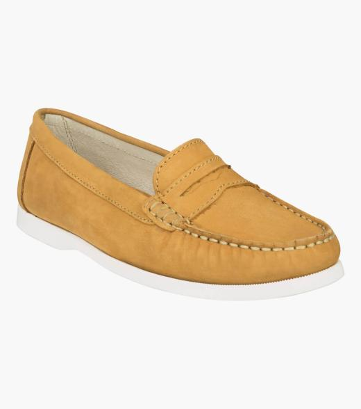 Bindi Moc Toe Penny Loafer