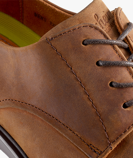 Fully cushioned, removable Comfortech footbed with Ortholite technology for all-day comfort