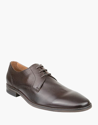 Domingo PLAIN VAMP DERBY in BROWN for $129.80
