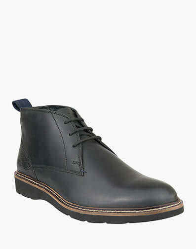 Breaker Chukka  in BLACK for $139.95