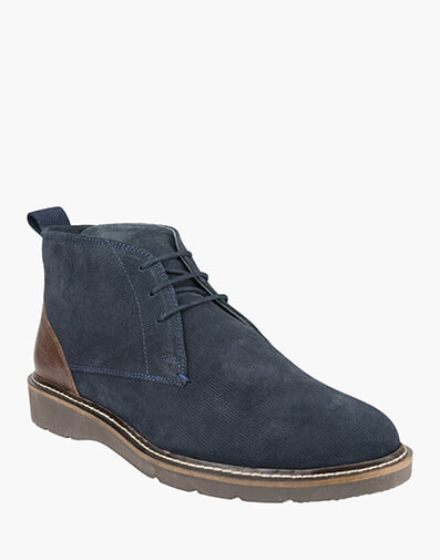 Breaker Chukka  in NAVY for $139.95