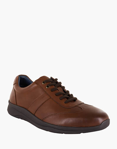 Bradleigh WING TIP OXFORD in TAN for $119.80