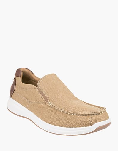 Great Lakes Canvas Slip  in TAN for $119.95