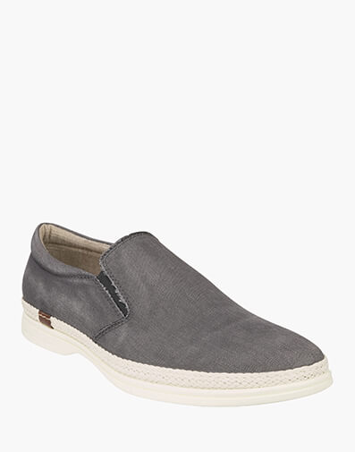 Tobago Canvas  in CHARCOAL for $69.80