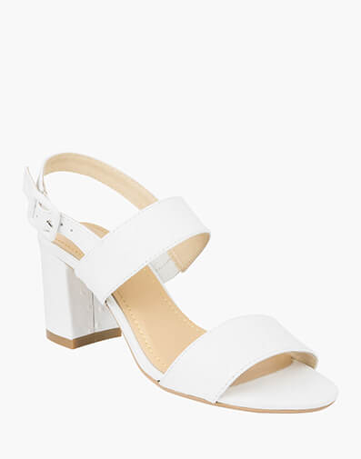 Sally  in WHITE for $119.80