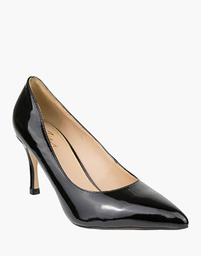 Sotto POINT TOE PUMP in MIDNIGHT for $99.00