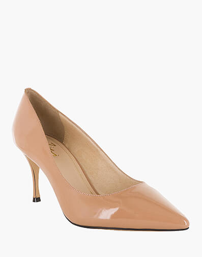 Sotto POINT TOE PUMP in NUDE for $99.00