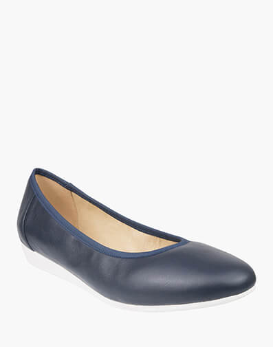Rowena  in NAVY for $99.80